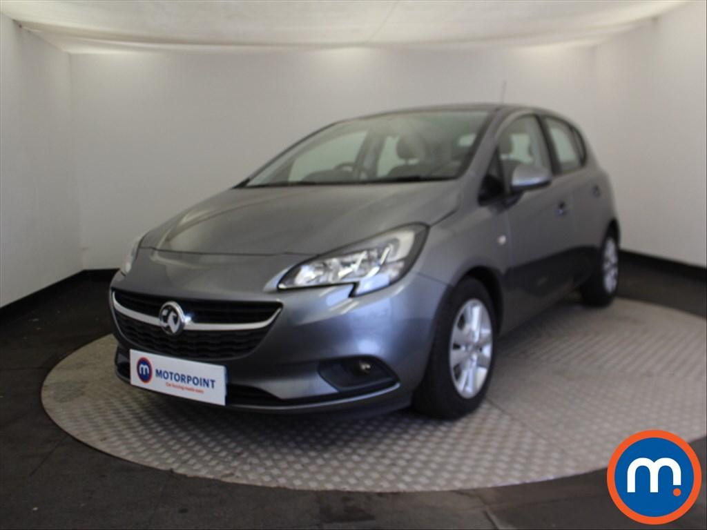 Vauxhall Corsa Design - Stock Number 1083349 Passenger side front corner