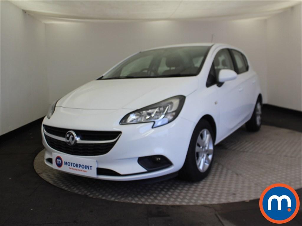 Vauxhall Corsa Design - Stock Number 1083350 Passenger side front corner