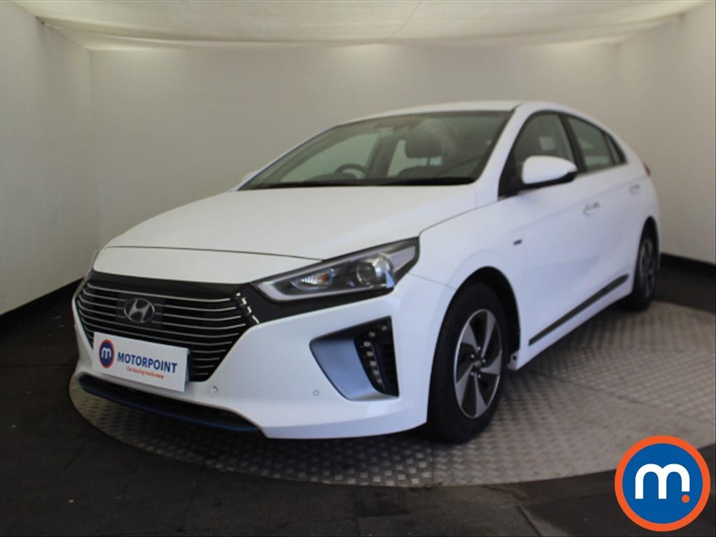 Hyundai Ioniq Premium SE - Stock Number 1080269 Passenger side front corner