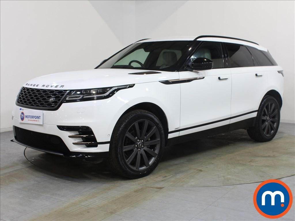 Land Rover Range Rover Velar R-Dynamic HSE - Stock Number 1082298 Passenger side front corner