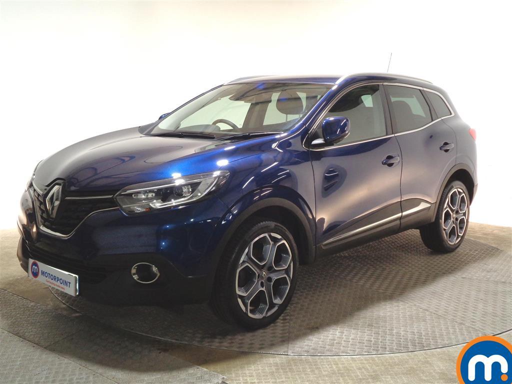 Renault Kadjar Dynamique S Nav - Stock Number 1082733 Passenger side front corner