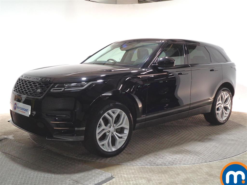 Land Rover Range Rover Velar R-Dynamic HSE - Stock Number 1082299 Passenger side front corner
