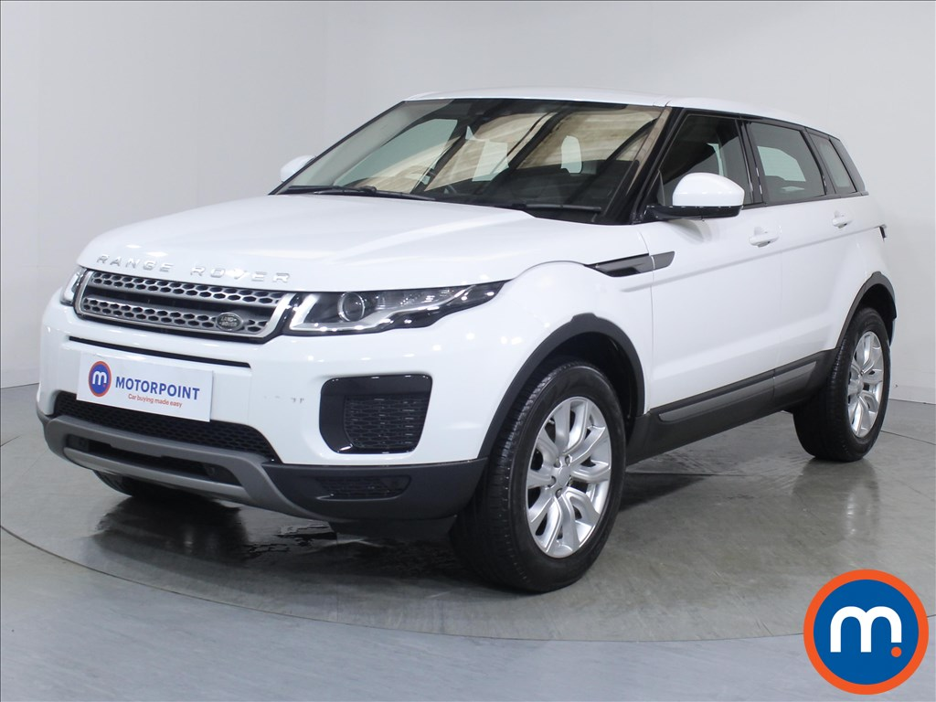 Land Rover Range Rover Evoque SE - Stock Number 1083410 Passenger side front corner