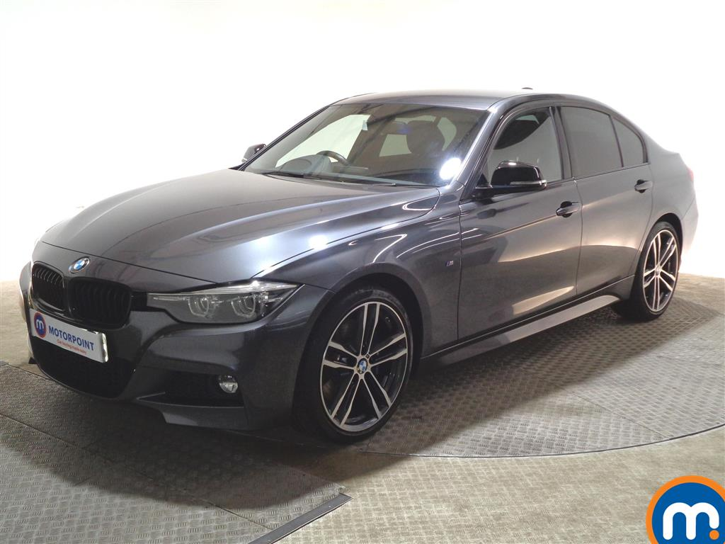 BMW 3 Series M Sport Shadow Edition - Stock Number 1033491 Passenger side front corner