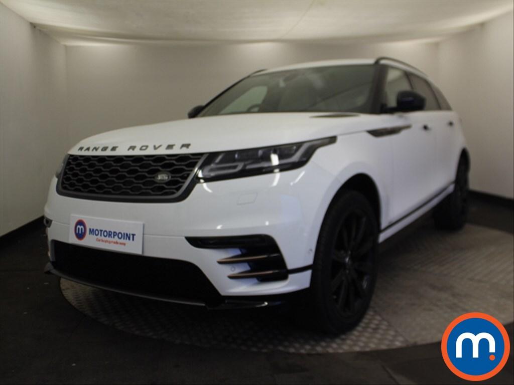 Land Rover Range Rover Velar R-Dynamic HSE - Stock Number 1082687 Passenger side front corner