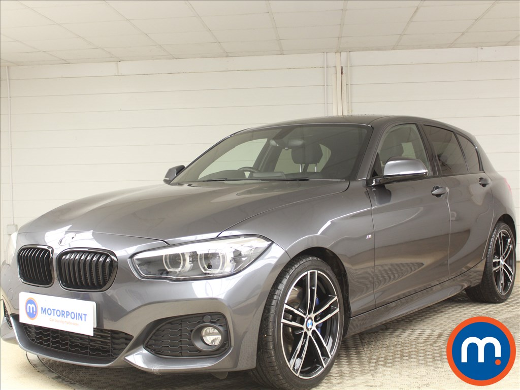 BMW 1 Series M Sport Shadow Edition - Stock Number 1081381 Passenger side front corner
