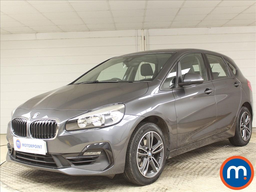 BMW 2 Series Sport - Stock Number 1081015 Passenger side front corner