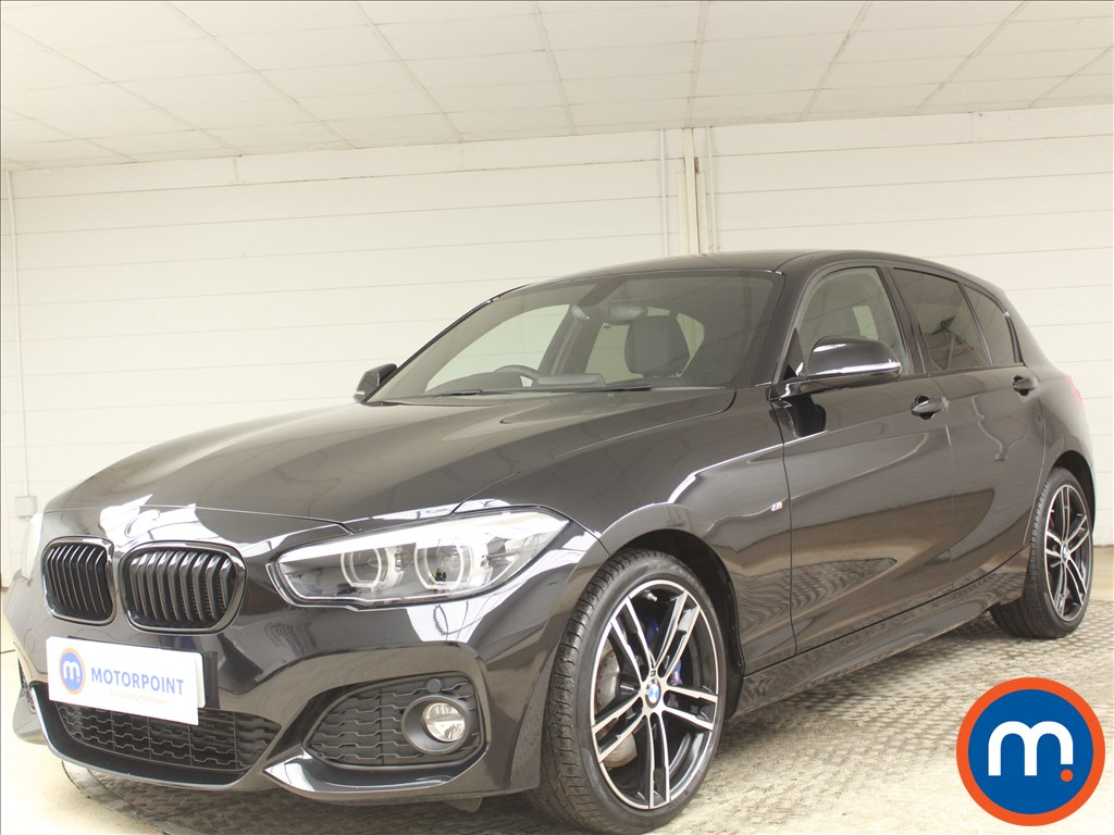 BMW 1 Series M Sport Shadow Edition - Stock Number 1081639 Passenger side front corner