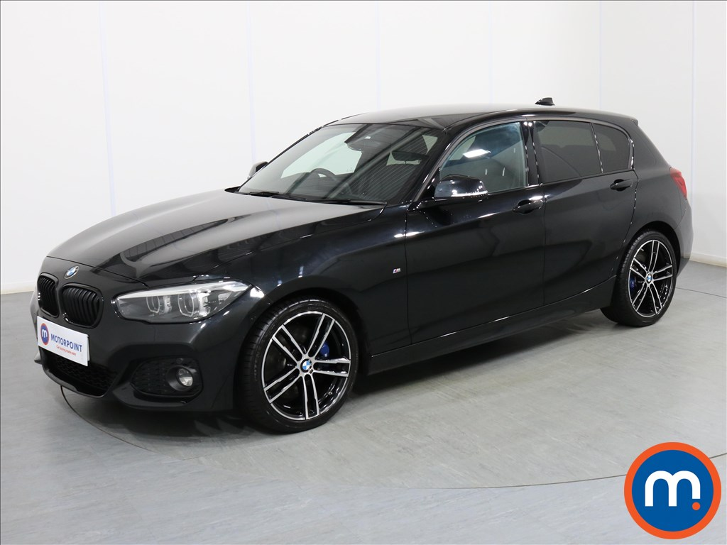 BMW 1 Series M Sport Shadow Edition - Stock Number 1081388 Passenger side front corner