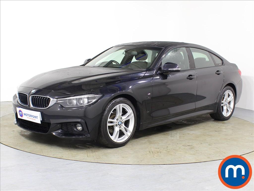 BMW 4 Series M Sport - Stock Number 1081716 Passenger side front corner