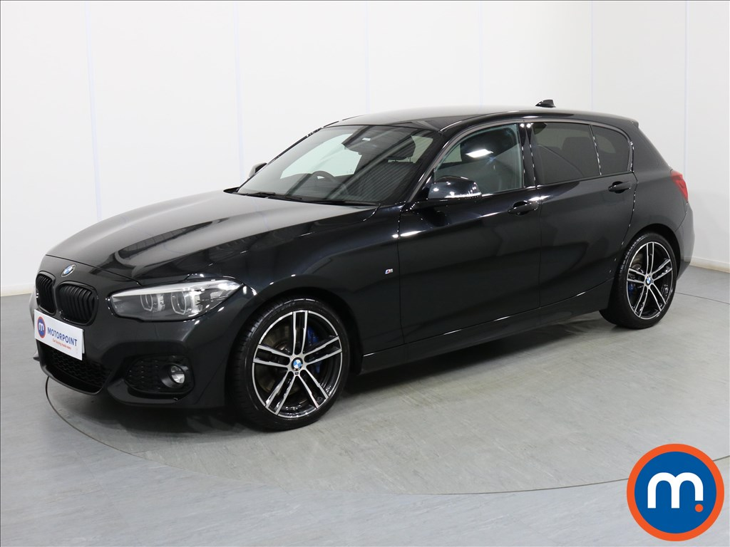 BMW 1 Series M Sport Shadow Edition - Stock Number 1081312 Passenger side front corner