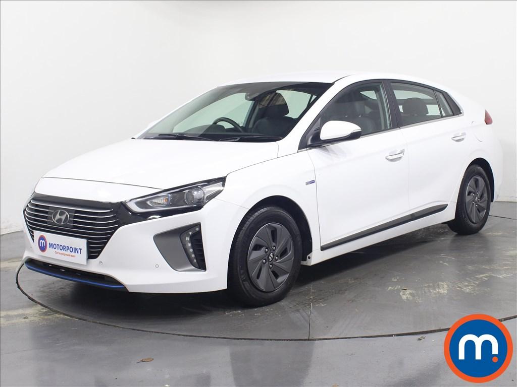 Hyundai Ioniq Premium SE - Stock Number 1080258 Passenger side front corner
