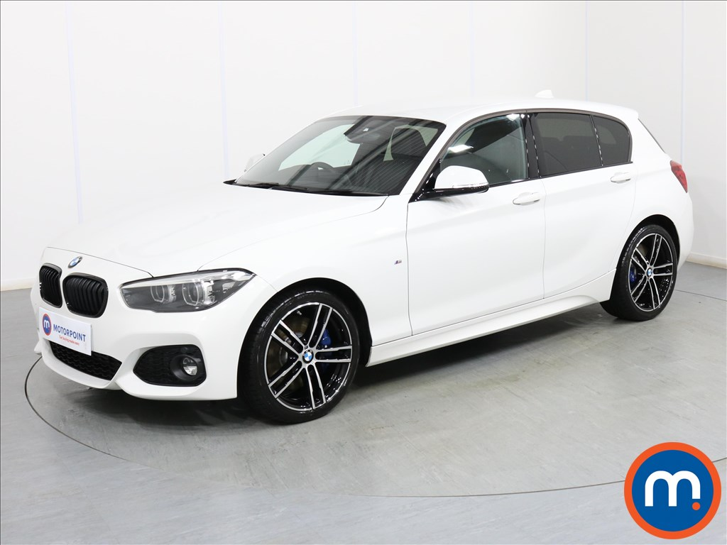 BMW 1 Series M Sport Shadow Edition - Stock Number 1081372 Passenger side front corner