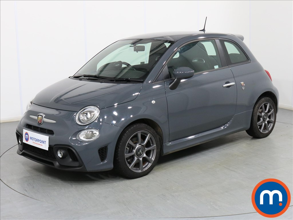 Abarth 595 1.4 T-Jet 145 3dr - Stock Number 1083646 Passenger side front corner