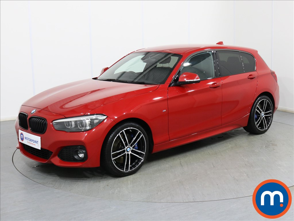 BMW 1 Series M Sport Shadow Edition - Stock Number 1082049 Passenger side front corner