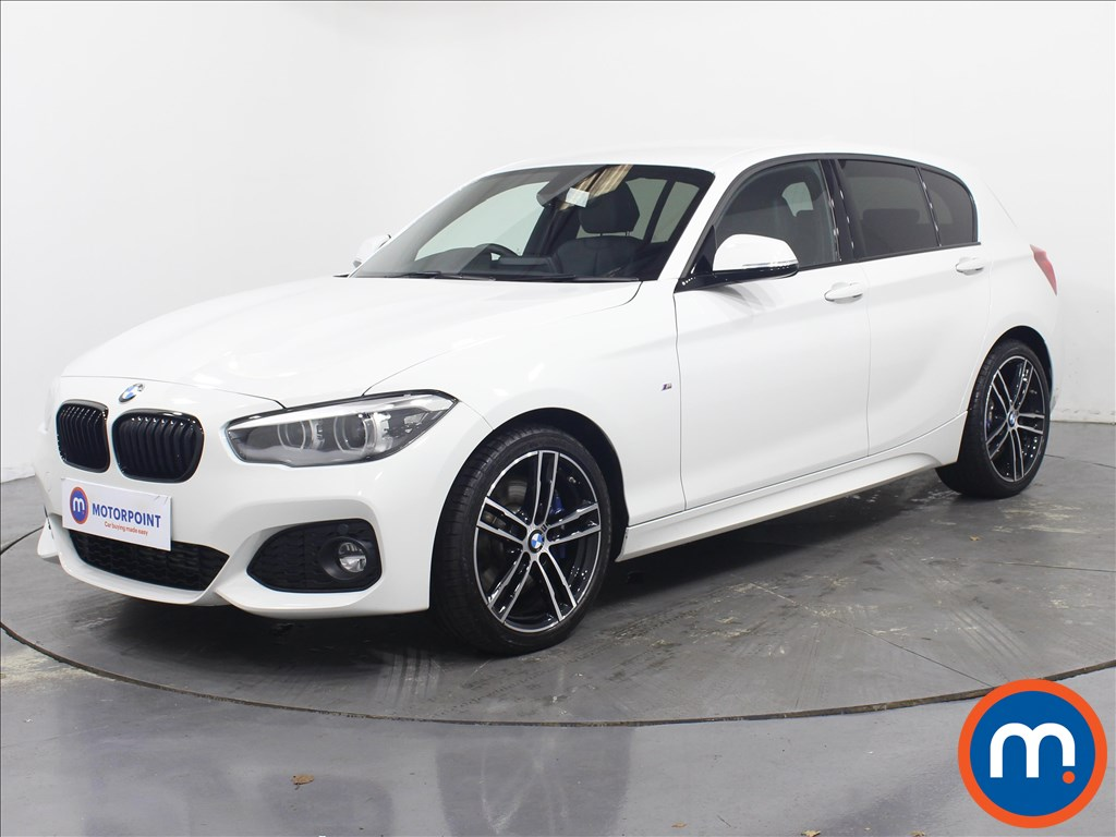 BMW 1 Series M Sport Shadow Edition - Stock Number 1081411 Passenger side front corner