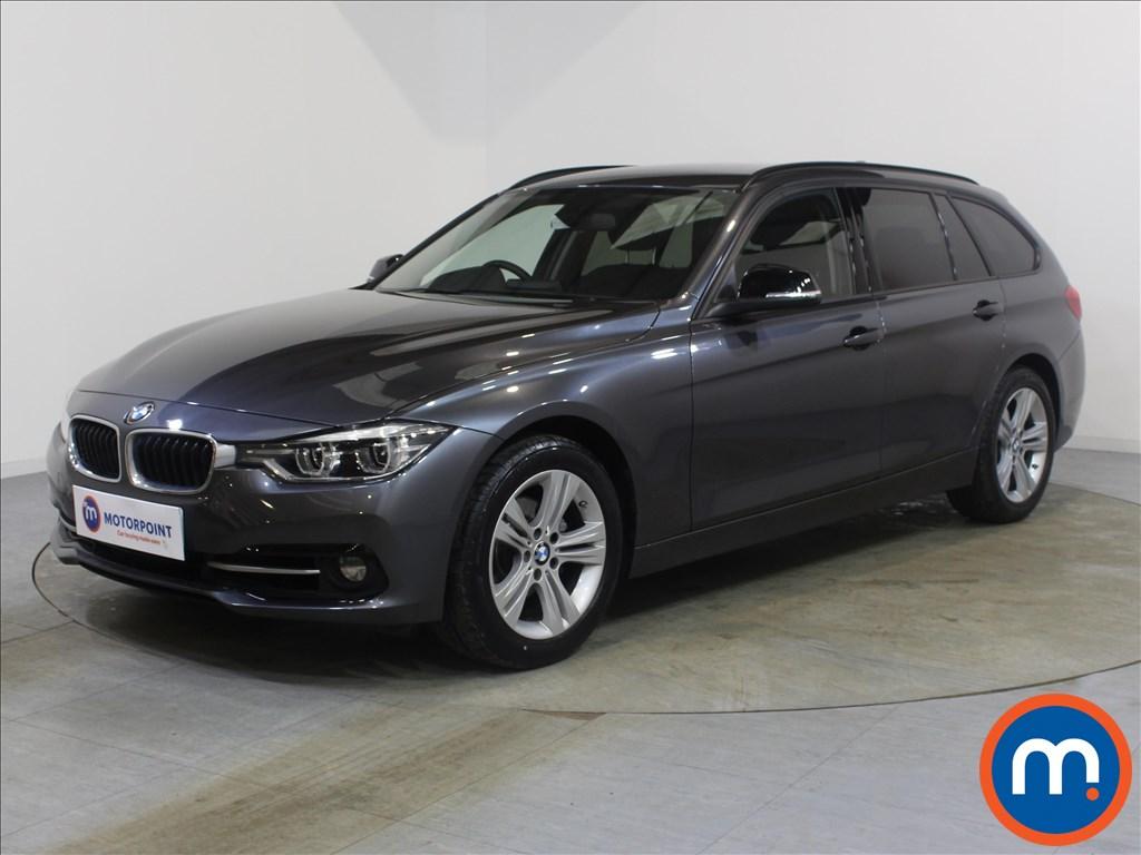 BMW 3 Series Sport - Stock Number 1082814 Passenger side front corner