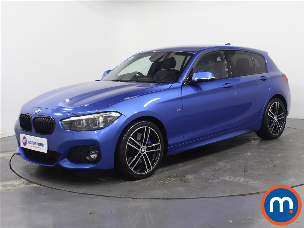 BMW 1 Series M Sport Shadow Edition - Stock Number 1082039 Passenger side front corner