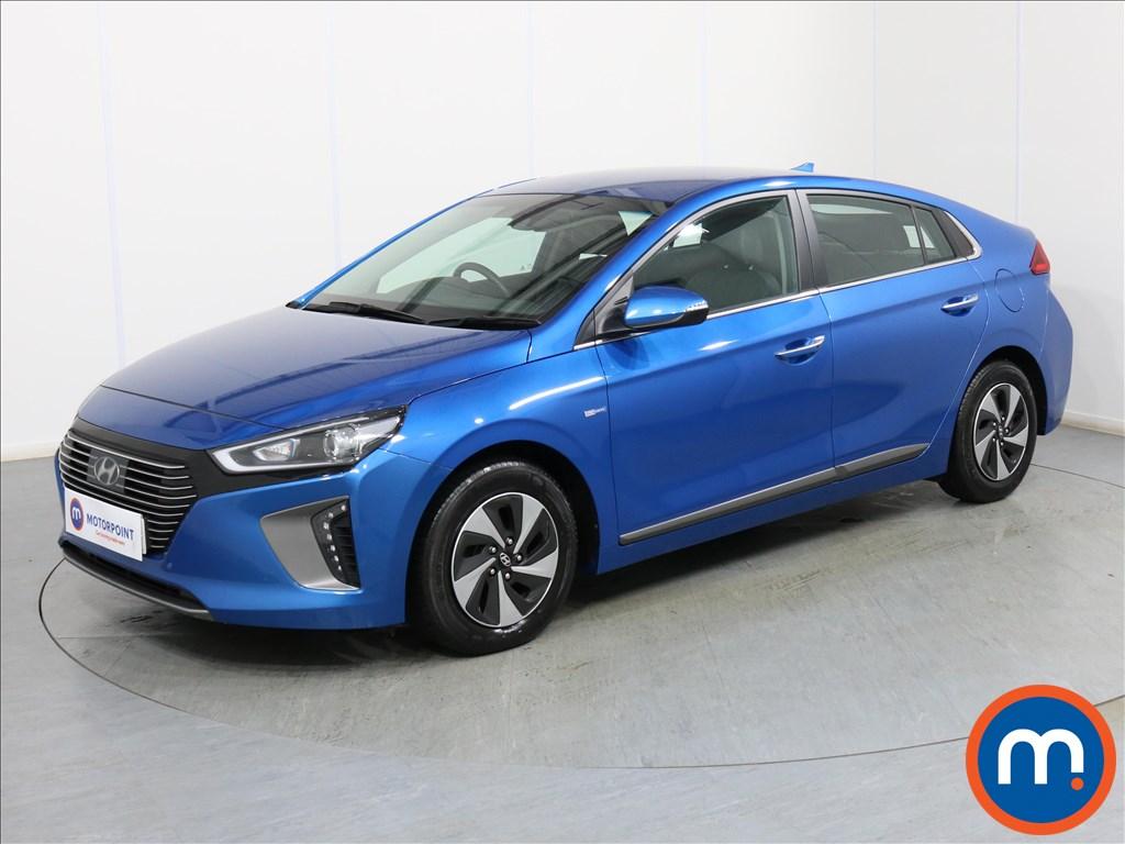 Hyundai Ioniq Premium SE - Stock Number 1080270 Passenger side front corner