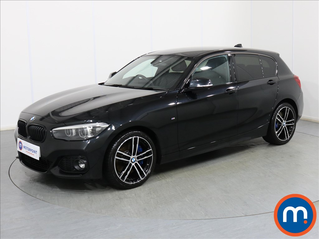 BMW 1 Series M Sport Shadow Edition - Stock Number 1081449 Passenger side front corner