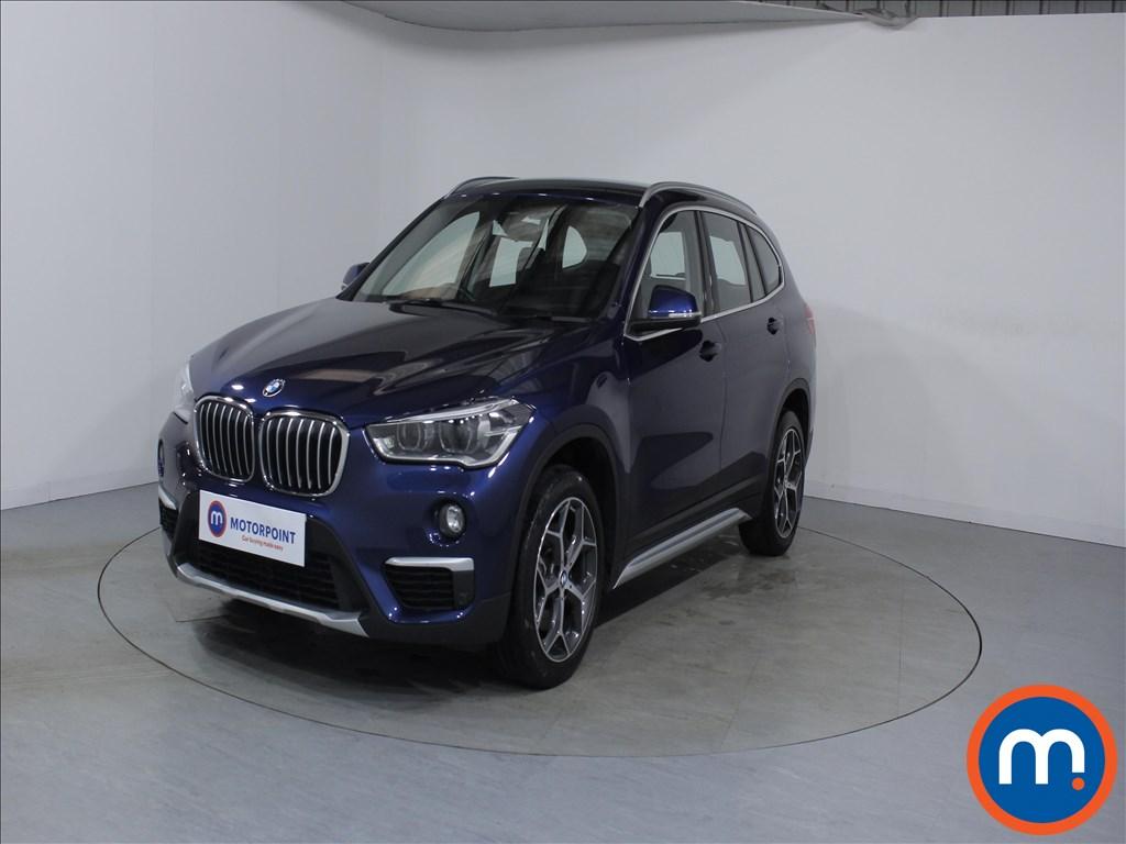 BMW X1 xLine - Stock Number 1083504 Passenger side front corner