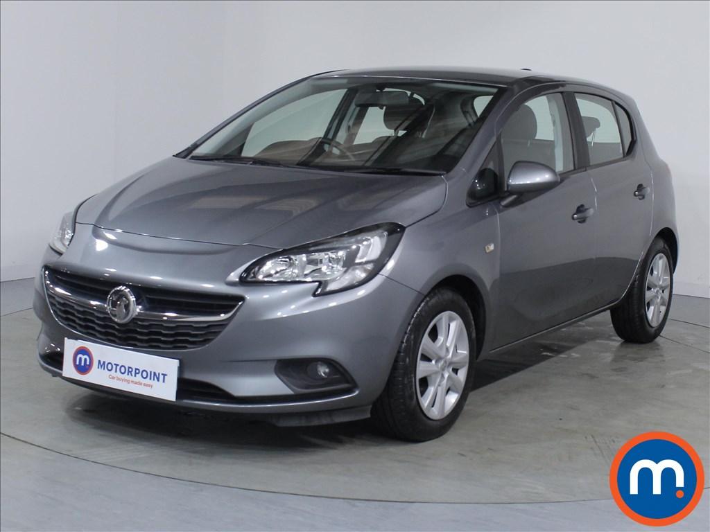 Vauxhall Corsa Design - Stock Number 1083318 Passenger side front corner