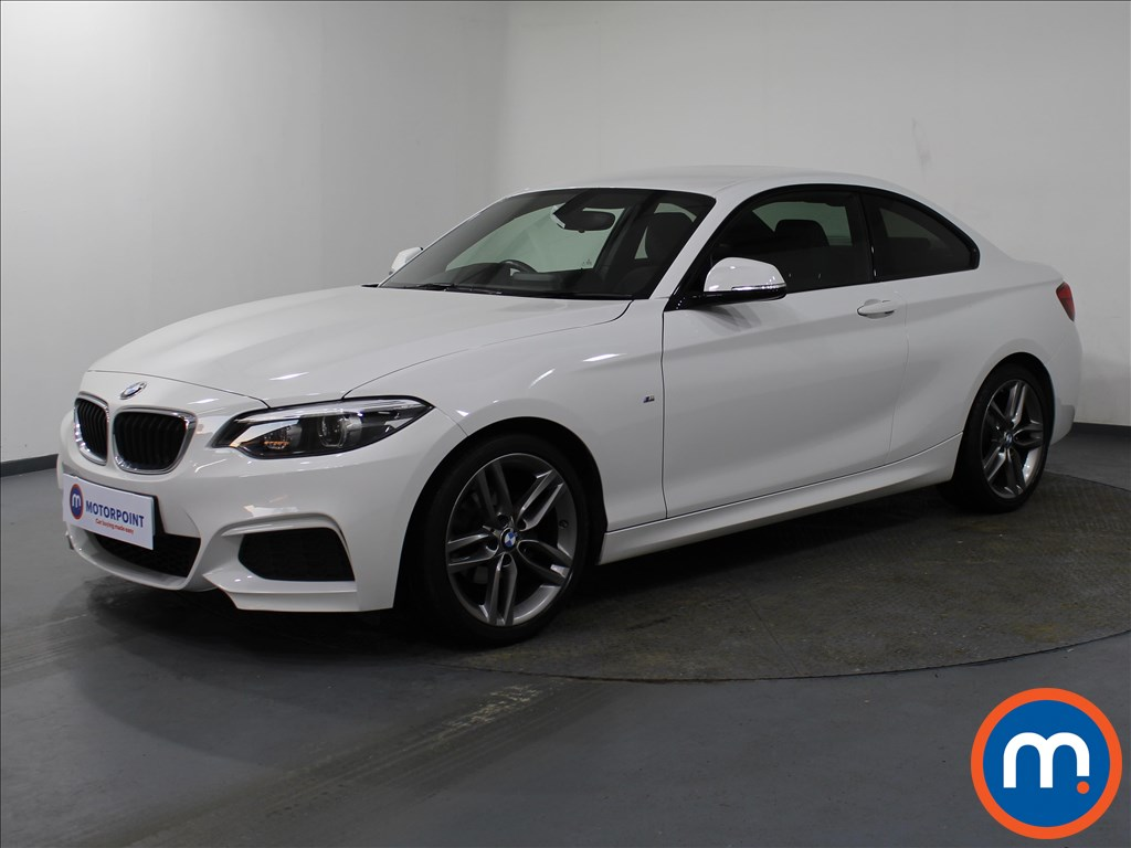 BMW 2 Series M Sport - Stock Number 1083212 Passenger side front corner