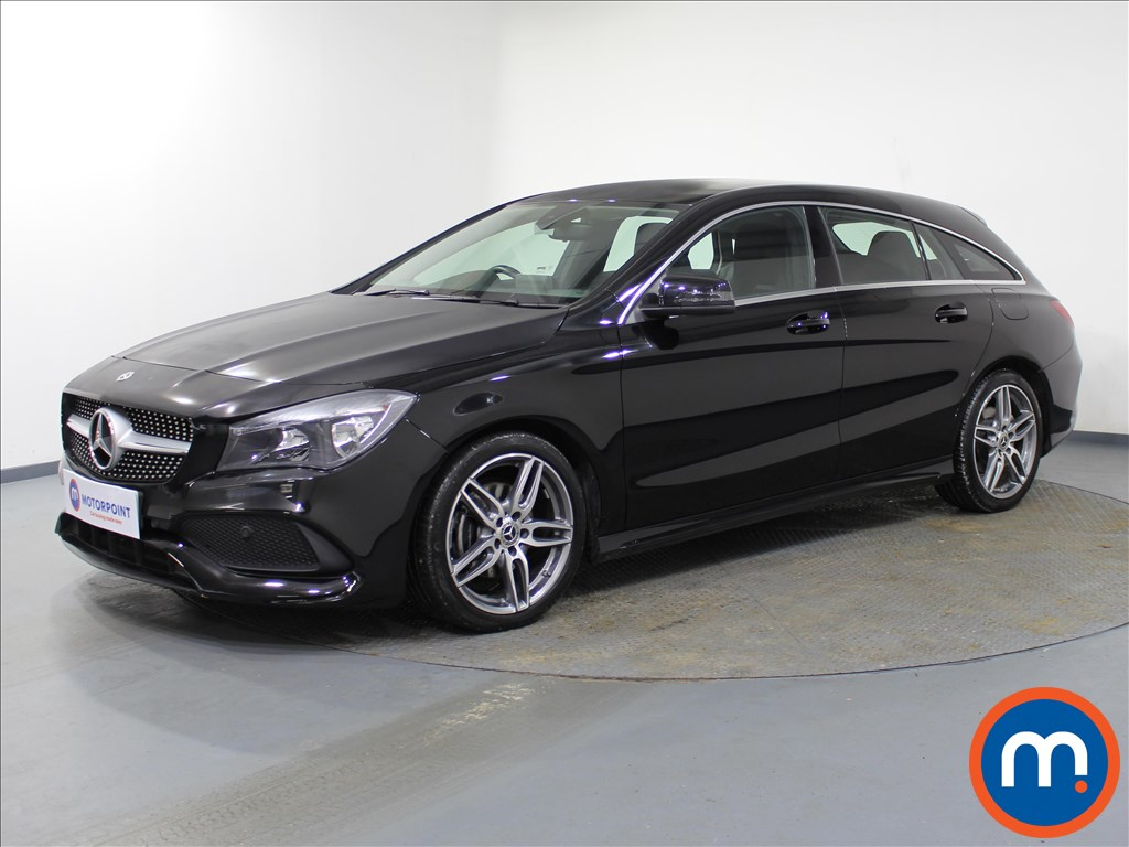Mercedes-Benz Cla Class AMG Line Edtion - Stock Number 1079332 Passenger side front corner
