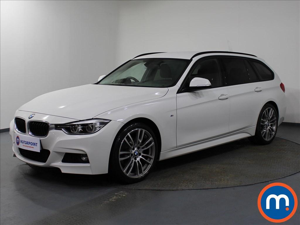 BMW 3 Series M Sport - Stock Number 1084356 Passenger side front corner