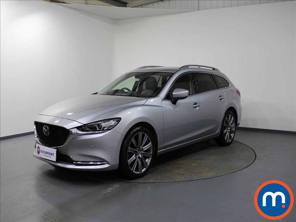Mazda 6 Sport Nav-Plus - Stock Number 1079129 Passenger side front corner
