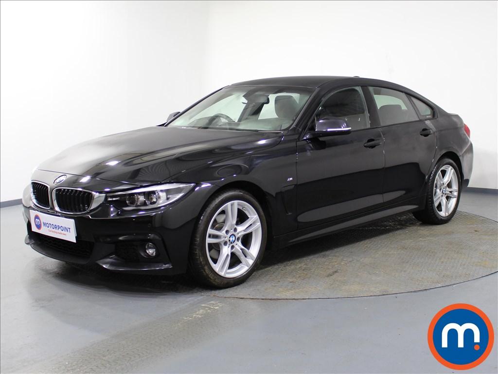 BMW 4 Series M Sport - Stock Number 1078722 Passenger side front corner