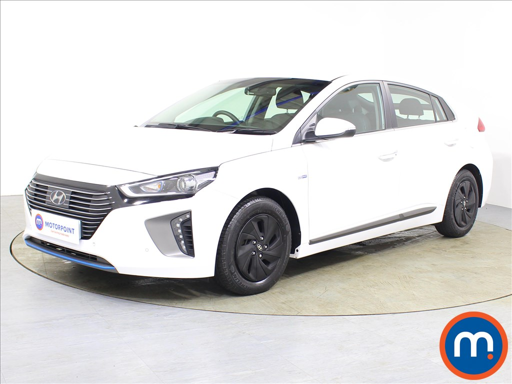 Hyundai Ioniq Premium SE - Stock Number 1080279 Passenger side front corner