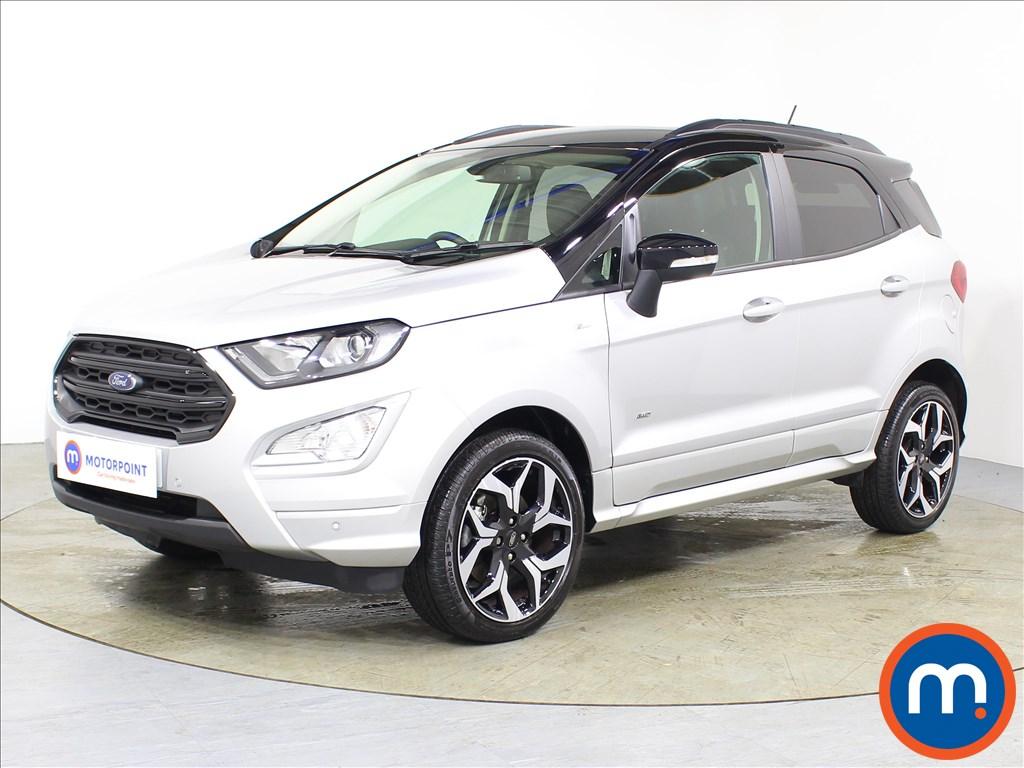 Ford Ecosport ST-Line - Stock Number 1078574 Passenger side front corner