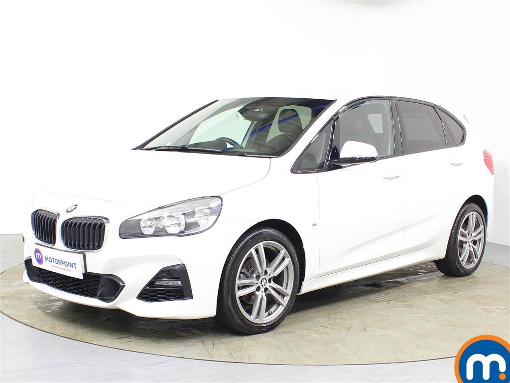 BMW 2 Series M Sport - Stock Number 1058606 Passenger side front corner
