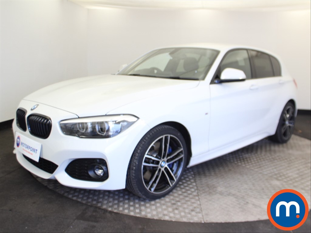 BMW 1 Series M Sport Shadow Edition - Stock Number 1081479 Passenger side front corner