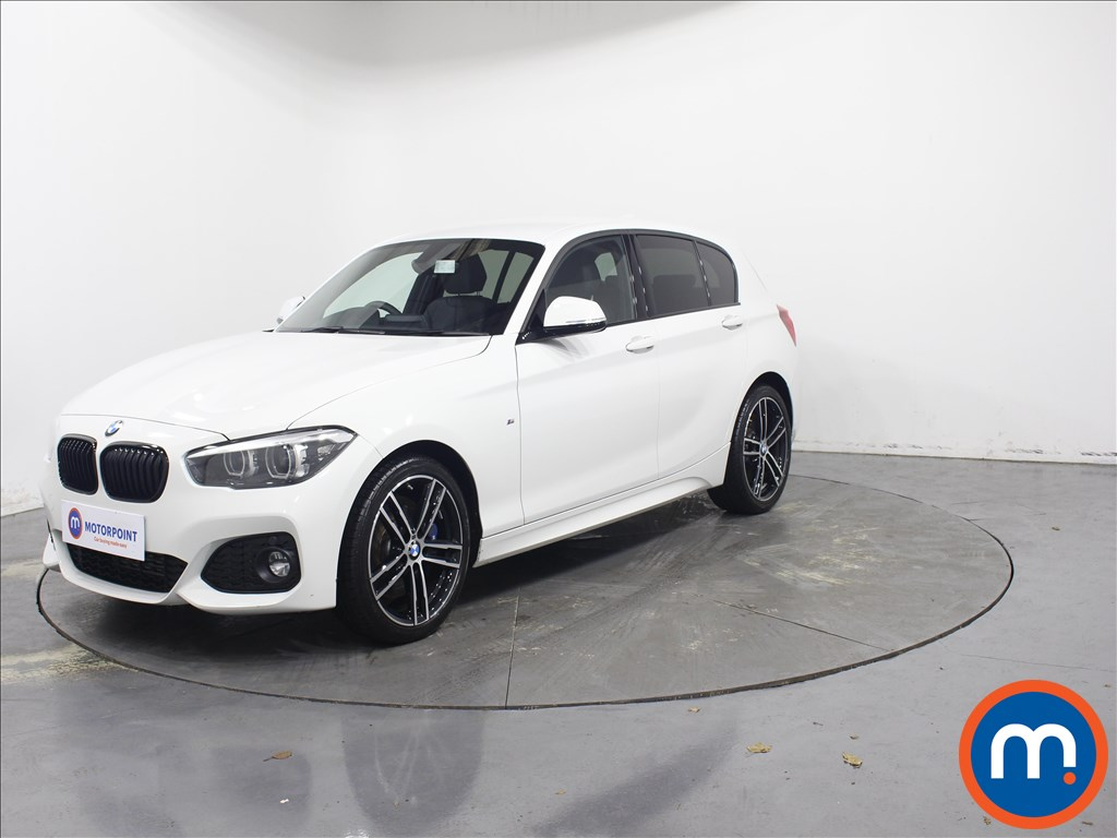 BMW 1 Series M Sport Shadow Edition - Stock Number 1081435 Passenger side front corner