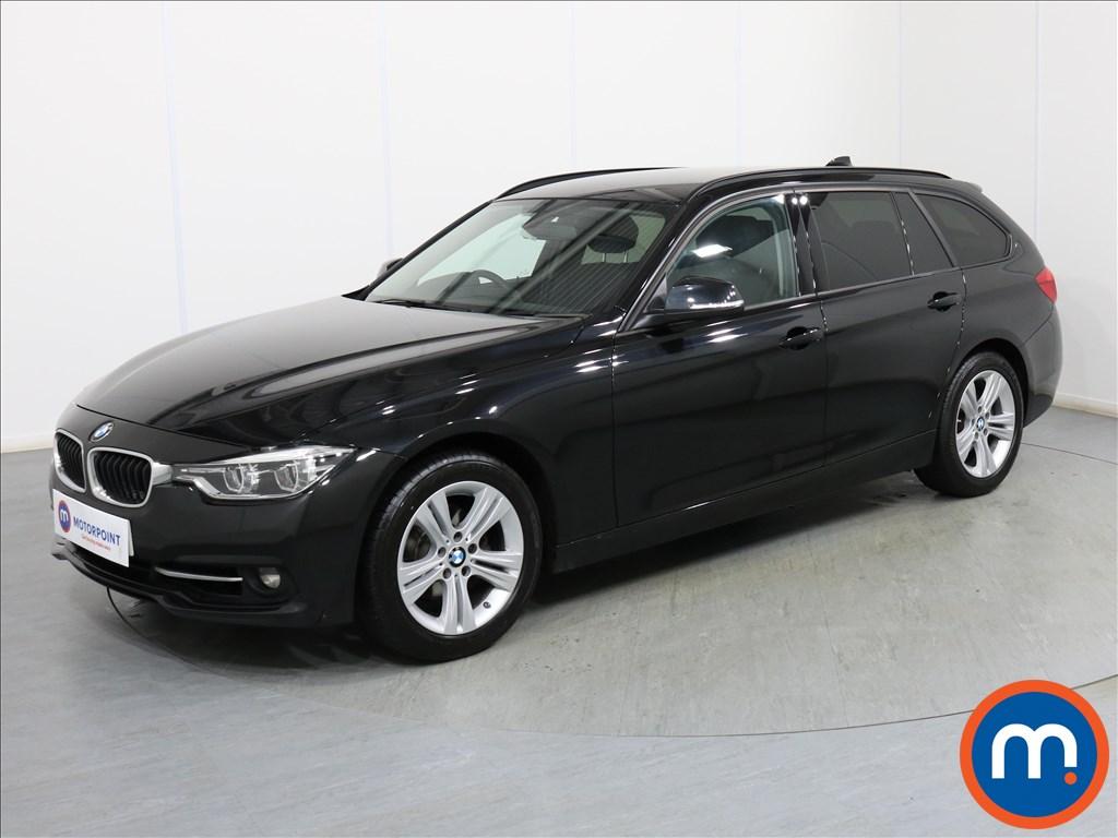 BMW 3 Series Sport - Stock Number 1082843 Passenger side front corner