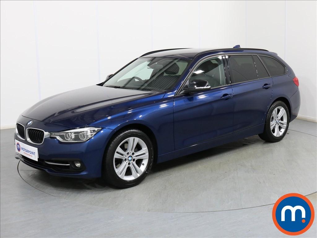 BMW 3 Series Sport - Stock Number 1082850 Passenger side front corner