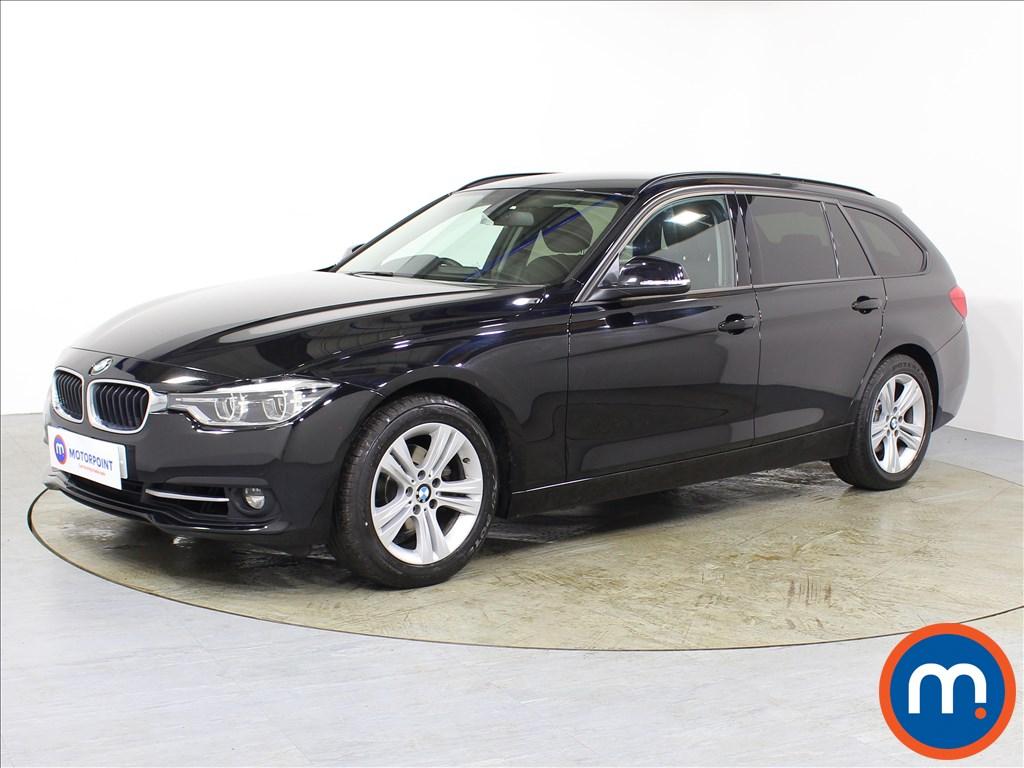 BMW 3 Series Sport - Stock Number 1082834 Passenger side front corner