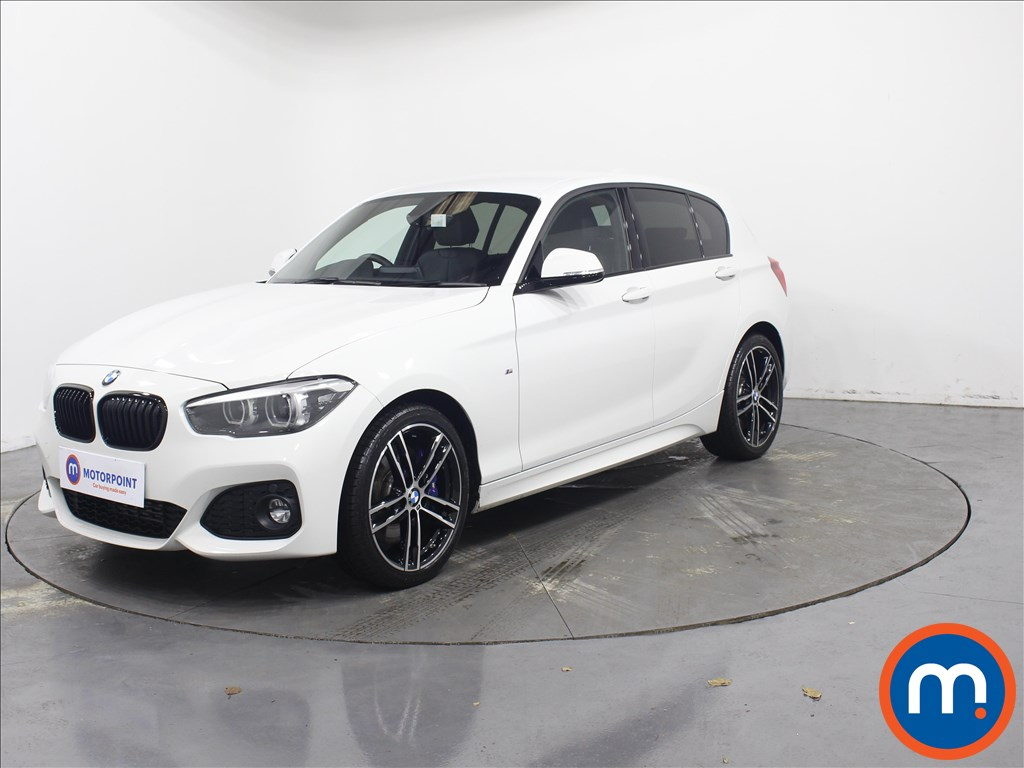 BMW 1 Series M Sport Shadow Edition - Stock Number 1081371 Passenger side front corner