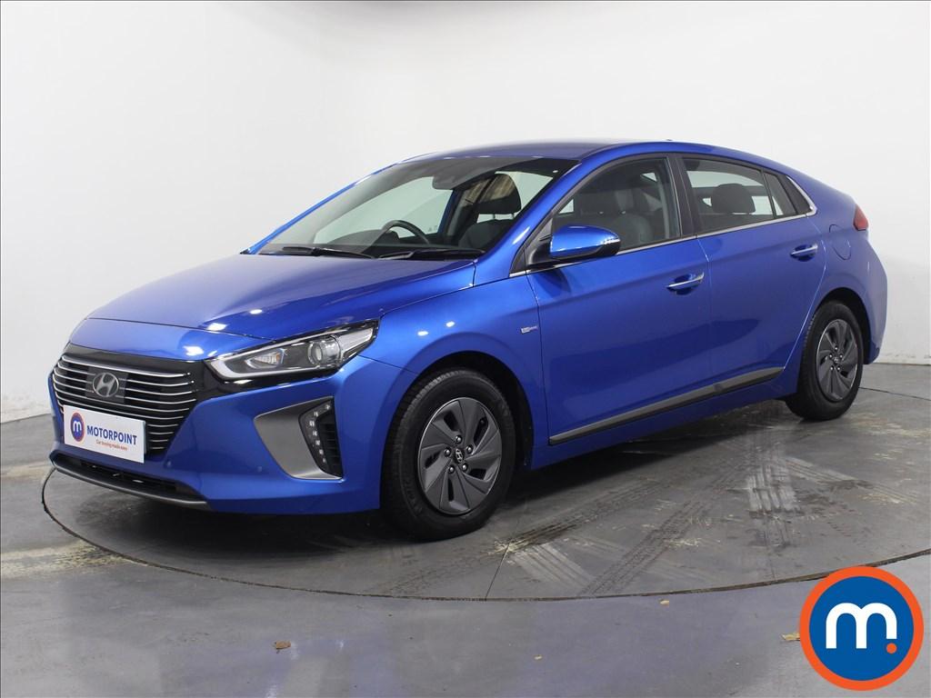 Hyundai Ioniq Premium SE - Stock Number 1080275 Passenger side front corner