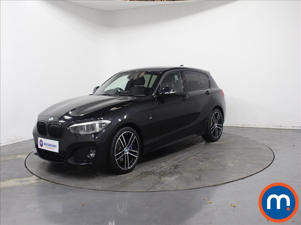 BMW 1 Series M Sport Shadow Edition - Stock Number 1081418 Passenger side front corner