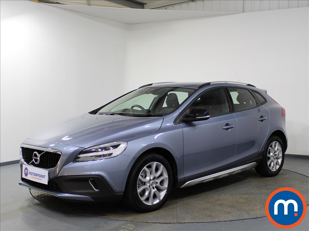 Volvo V40 Cross Country Nav Plus - Stock Number 1078040 Passenger side front corner