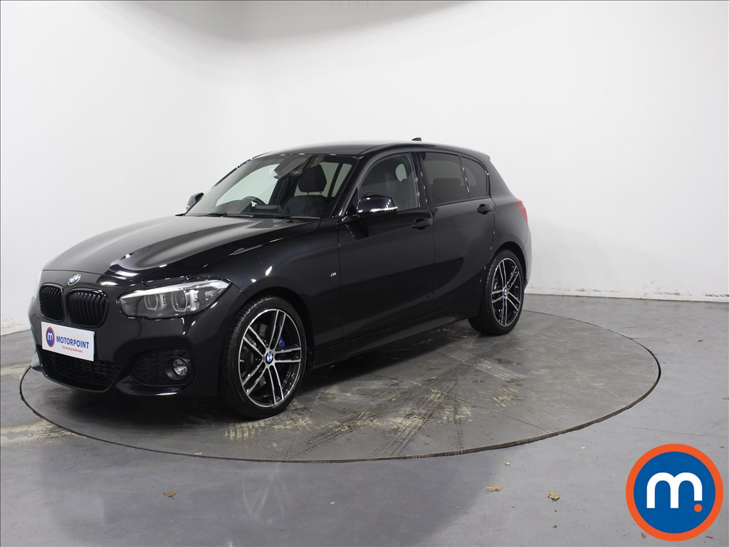BMW 1 Series M Sport Shadow Edition - Stock Number 1081291 Passenger side front corner