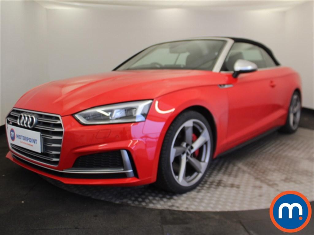 Audi A5 S5 - Stock Number 1081572 Passenger side front corner