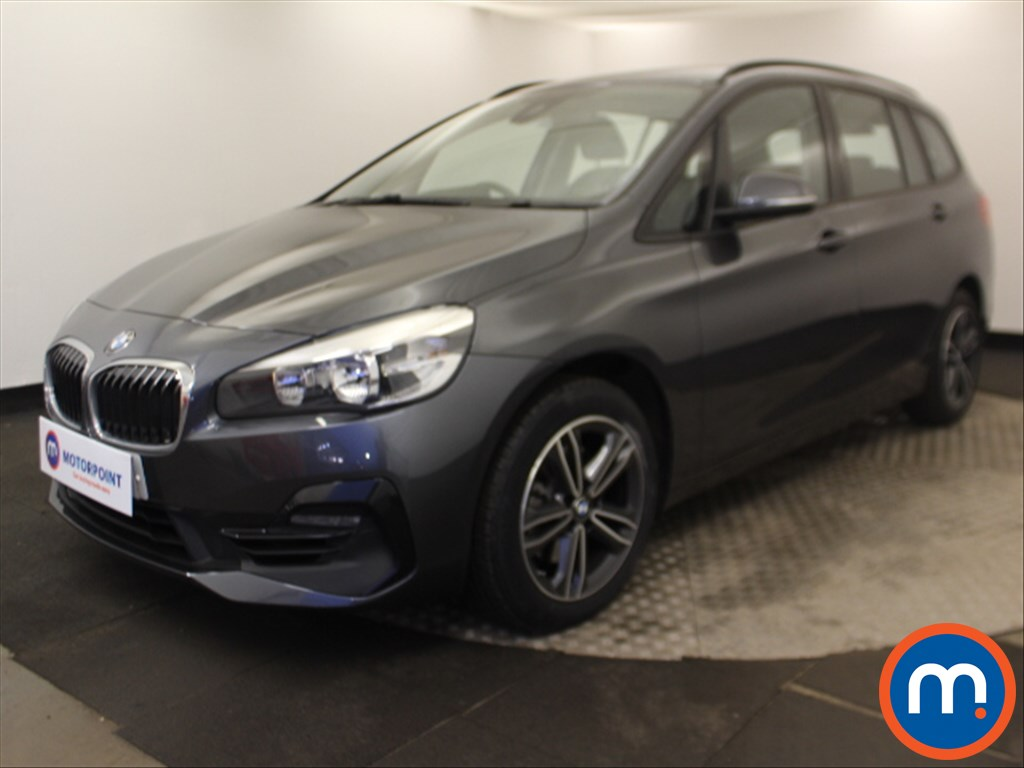 BMW 2 Series Sport - Stock Number 1084054 Passenger side front corner