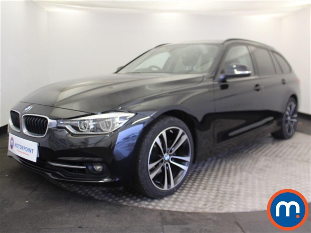 BMW 3 Series Sport - Stock Number 1082319 Passenger side front corner