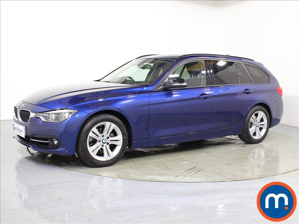 BMW 3 Series Sport - Stock Number 1082835 Passenger side front corner