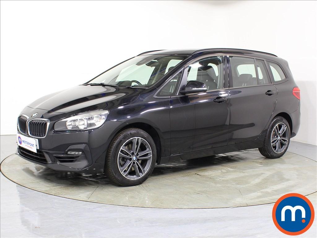 BMW 2 Series Sport - Stock Number 1084036 Passenger side front corner