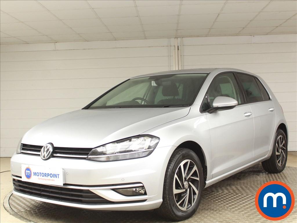 Volkswagen Golf Match - Stock Number 1078202 Passenger side front corner
